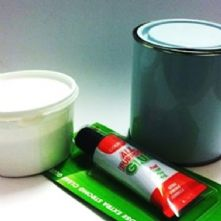 Glues  and  Hat Stiffeners